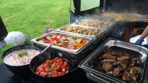 hog roast Kew